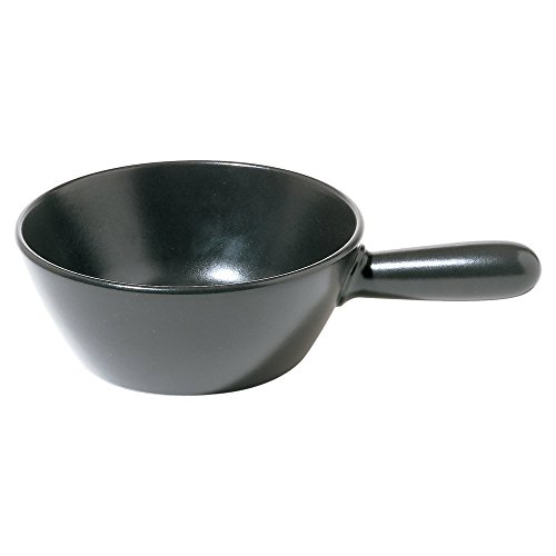 meet coupon codes clearance sale Alessi Sg56/pen B Mami Casserole à Fondue avec Long Manche ...