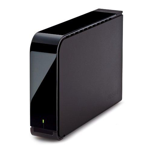 BUFFALO USB3.0 外付けハードディスク PC/家電対応 2TB HD-LB2.0TU3/N [フラストレーションフリーパッケージ(FFP)]