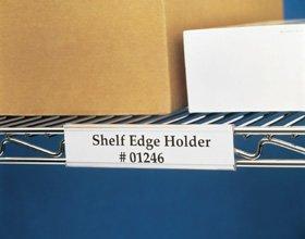 Aigner Index, Inc., Wire Rac Label Holders, Hwr-1256, Description: 6