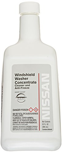 Genuine Nissan Fluid 999MP-A4035P Windshield Washer Concentrate - 32 oz. ()
