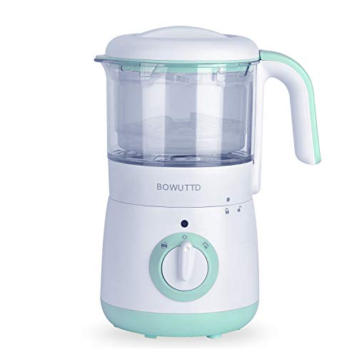 BOWUTTD 4 in 1 Baby Food Maker