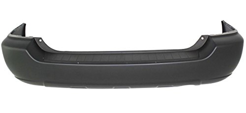 OE Replacement Toyota Highlander Rear Bumper Cover (Partslink Number (Toyota Highlander Rear Bumper Cover)