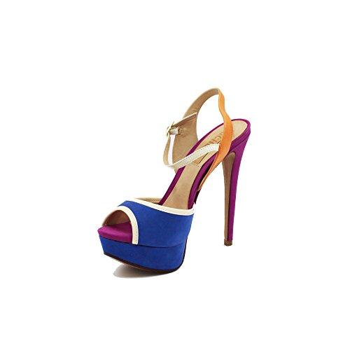 Schutz Damen Sandalen Mehrfarbig Mehrfarbig