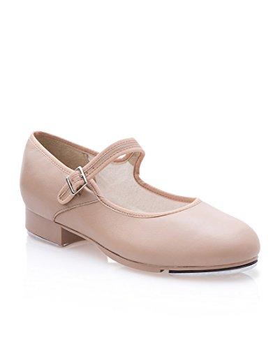 Capezio Women's Mary Jane Tap Shoe - Caramel, 7 W US by Capezio