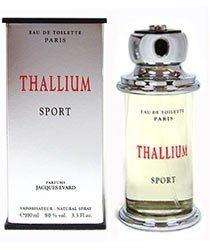 Thallium Sport Cologne For Men by Parfums Jacques - Thallium Cologne Sport