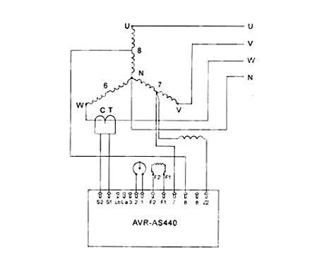 Kirloskar Avr Kavr1 Circuit Diagram Wiring Diagrams User