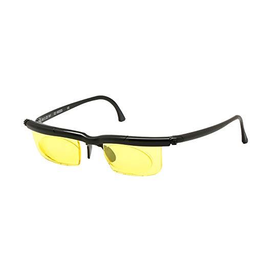 7e2d8a7b025 Adlens Interface Computer Eyewear Variable Strength Eyeglasses -6D to +3D  Diopters Anti Blue Ray