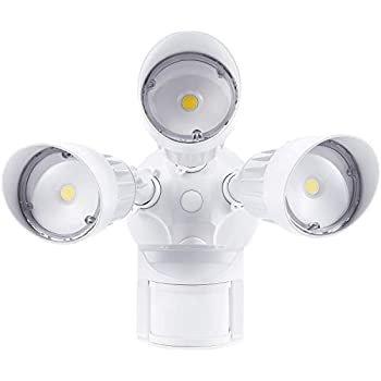 Home Zone Motion Activated Led Security Light 2500