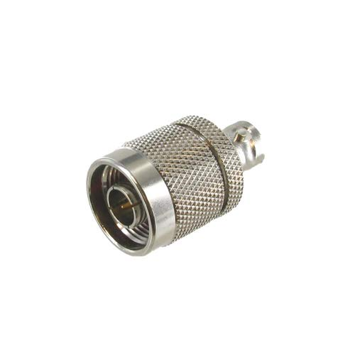 Valley Enterprises N Male to BNC Female Coax Adapter