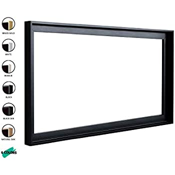 Amazon Com Square Floater Frames For Canvas Paintings