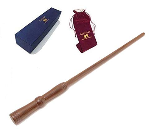 - Alivan's Real Wood Willow Magic Wand
