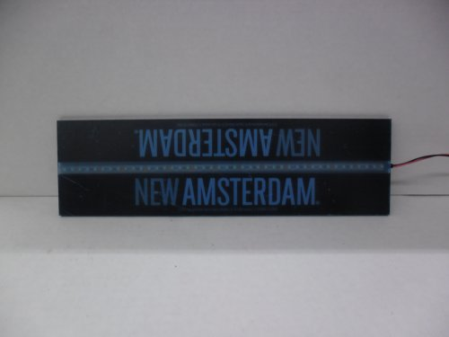 New Amsterdam Gin Vodka LED Light Bar - Gin Amsterdam New
