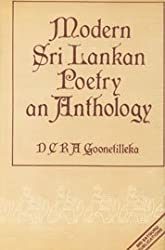 Modern Sri Lankan poetry: An anthology (Studies on Sri Lanka series)