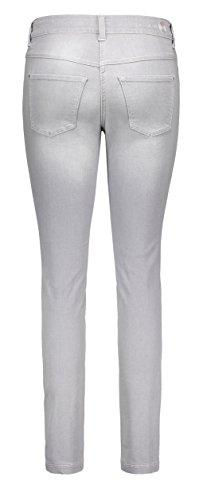 MAC Damen Jeans Dream Skinny 5402 summer grey used D323