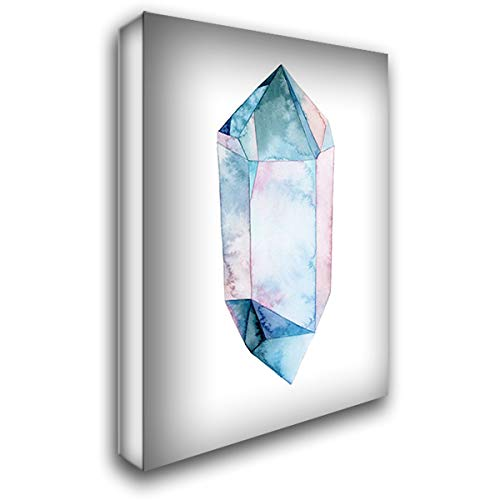 Twilight Gem II 28x36 Gallery Wrapped Stretched Canvas Art by Popp, Grace