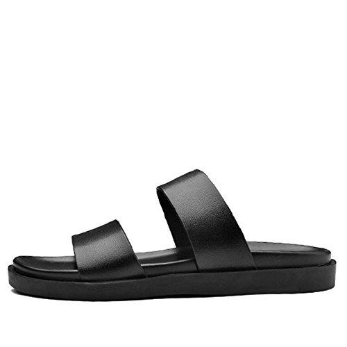 Sandali HUAHUA Cool Outdoor Gli Flat Versatile Leisure Uomini E personalit E Pantofole del nZABZrwq
