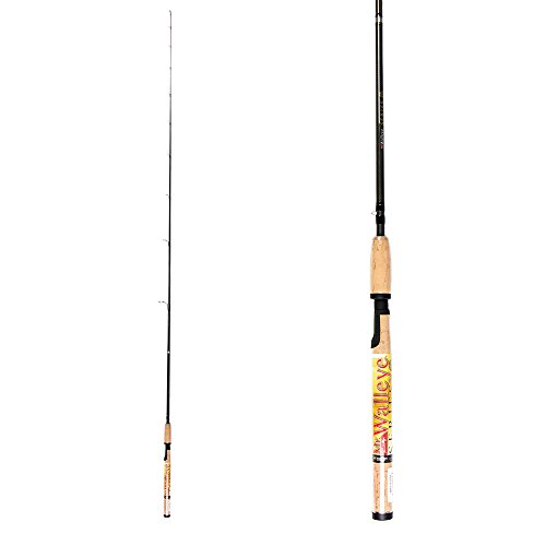 Mr. Walleye Series Spining 1-Pc. Rod, 7