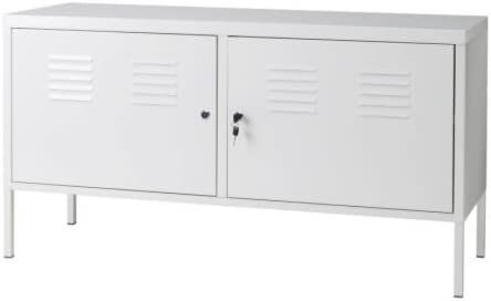 Ikea PS - Armario, Blanco - 119 x 63 cm: Amazon.es: Hogar