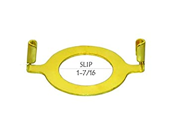 Upgradelights Slip Uno Adapter Harp Converter Lamp Shade