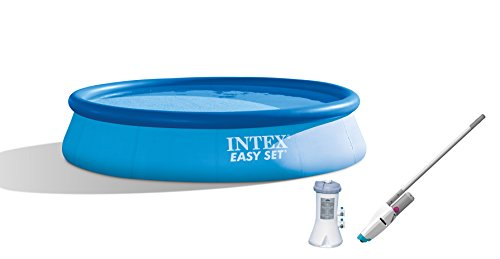 "Intex Recreation 12' x 30"" Easy Set Pool with Filter Pump..."