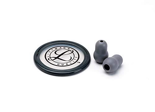 (3M Littmann Stethoscope Spare Parts Kit, Master Classic, Grey, 40023 (Renewed))