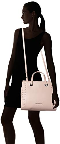 The Bag Cabas under Armani Skin Rose Medium Exchange Shopping CwqA0
