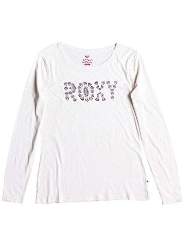 Roxy Tonikhightides J Tees Kvj0, Color: Pristine, Size: XS