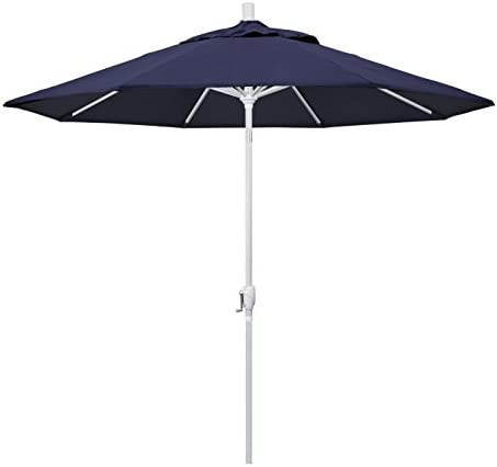 California Umbrella GSPT908170-5439 9' Round Aluminum Market