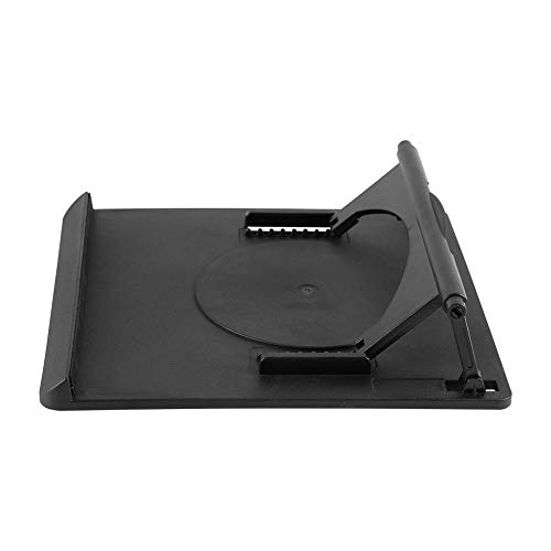 Richer-R Laptop Stand, 360°Adjustable Cooling Cooler Pad Table Fan Stand Holder for Notebook Laptop With Llight Weight Universal Adjustable Ergonomic Portable Adjustable Cooler Stand by Richer-R (Image #7)