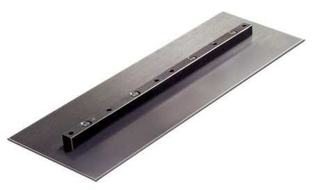 Power Troweler Blade, Finish, 6x14 in