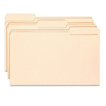 Smead® Top Tab File Folders with Antimicrobial Product Protection FOLDER,TT ANTIMIC,MLA (Pack of3) ()