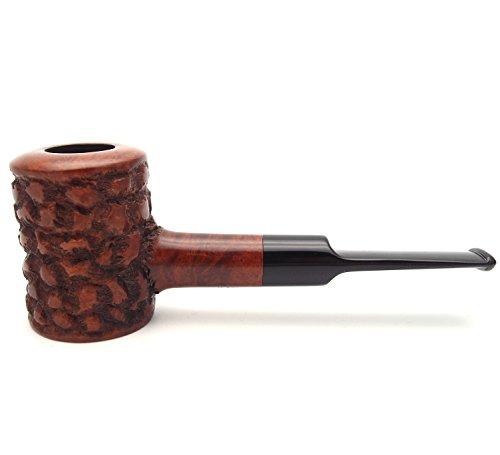 Mr. Brog Poker Tobacco Pipe - Model No: 107 Aged
