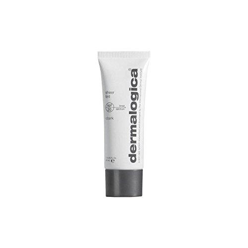 Dermalogica Sheer Tint Spf 20- Dark (Pack of 6)