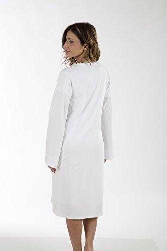 Premamy - Robe por la noche - Color: Blanco Blanco