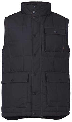 Burton Tech Flannel - Burton Men's Woodford Vest, Faded, Medium