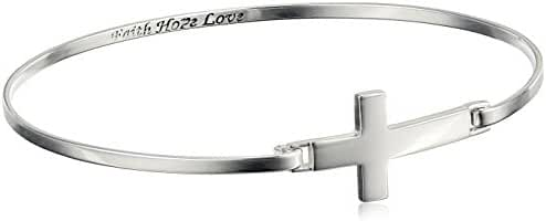 Sterling Silver Cross with