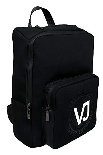 Versace EE1YTBB05 EMI9 Black Backpack for ()
