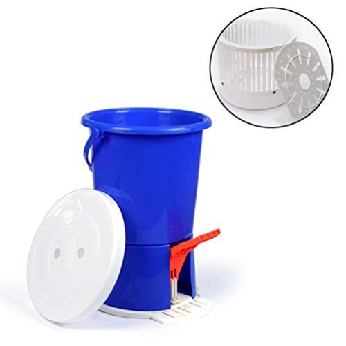 Amazon.com: QQNB Mini Portable Washing Machine with Pedals ...