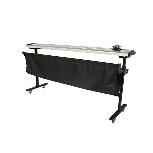 63 Inch Manual Large Format Paper Trimmer Cutter with Support Stand ()