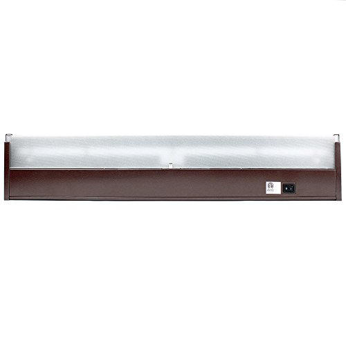 GM Lighting UCLED-24-BZ-DIM 120V Lumentask LED Undercabinet Light Fixture, LumenTask...