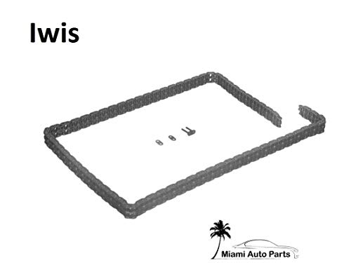 Iwis Timing Chain Fits: Mercedes 220 240D 123 Chassis 300D covid 19 (Fits 123 Chassis coronavirus)