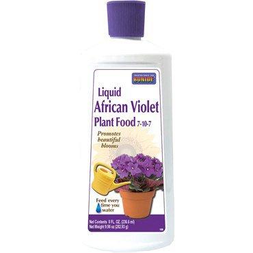 Bonide 106 8 Oz. Liquid African Violet Food 7-10-7