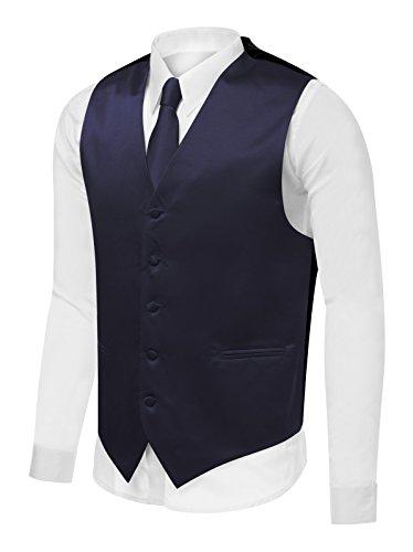 Azzurro Mens Dress Hanky Tuxedo