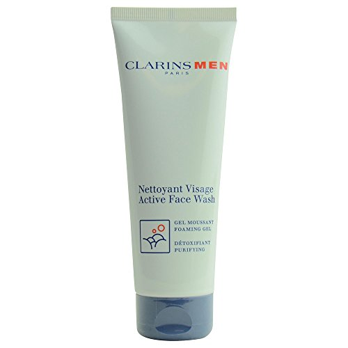 Clarins by Clarins Men Active Face Wash--125ml/4.2oz for MEN ---(Package Of 6) by Clarins