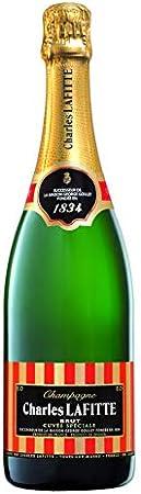 Charles Lafitte Brut Cuvée Special Champagne - 750 ml
