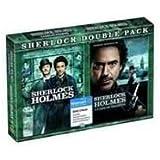 SHERLOCK HOLMES DVD Double Pack (Both Sherlock Holmes and Sherlock Holmes A Game of Shadows)