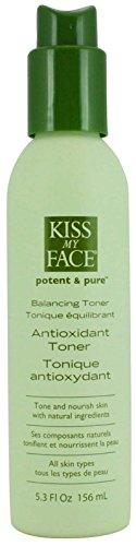 Kiss My Face Obsessively Organic, Balancing Act Facial Toner, 5.3 oz