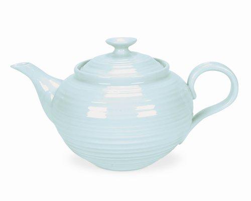 Portmeirion Sophie Conran Celadon Teapot