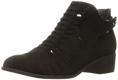 Sam Edelman Women's Pierson Ankle Bootie - Black Suede - ...