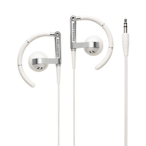 Bang & Olufsen A8 Earphones (White) by Bang & Olufsen